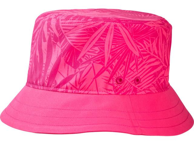 Jack Wolfskin Jungle Nakrycie głowy Dzieci, hot pink
